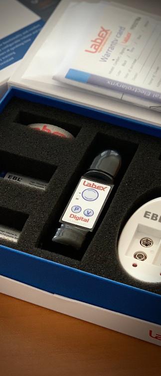 Labex Digital Electrolaryx