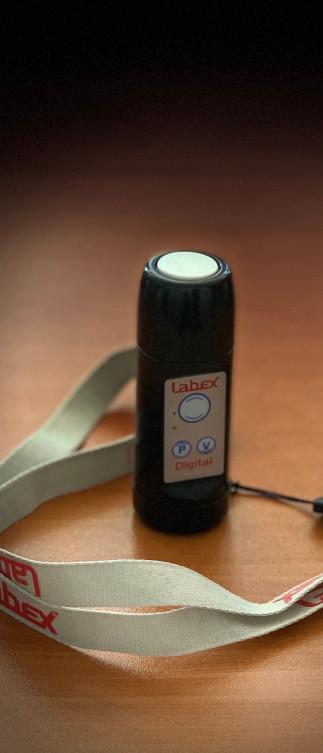 Labex Digitial electrolarynx laynyard