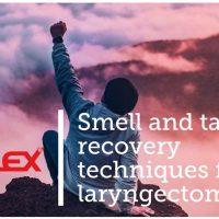 Técnicas de recuperación del olfato y el gusto para laringectomizados