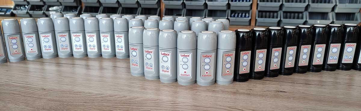 Electrolaringes Labex Comfort y Labex Digital